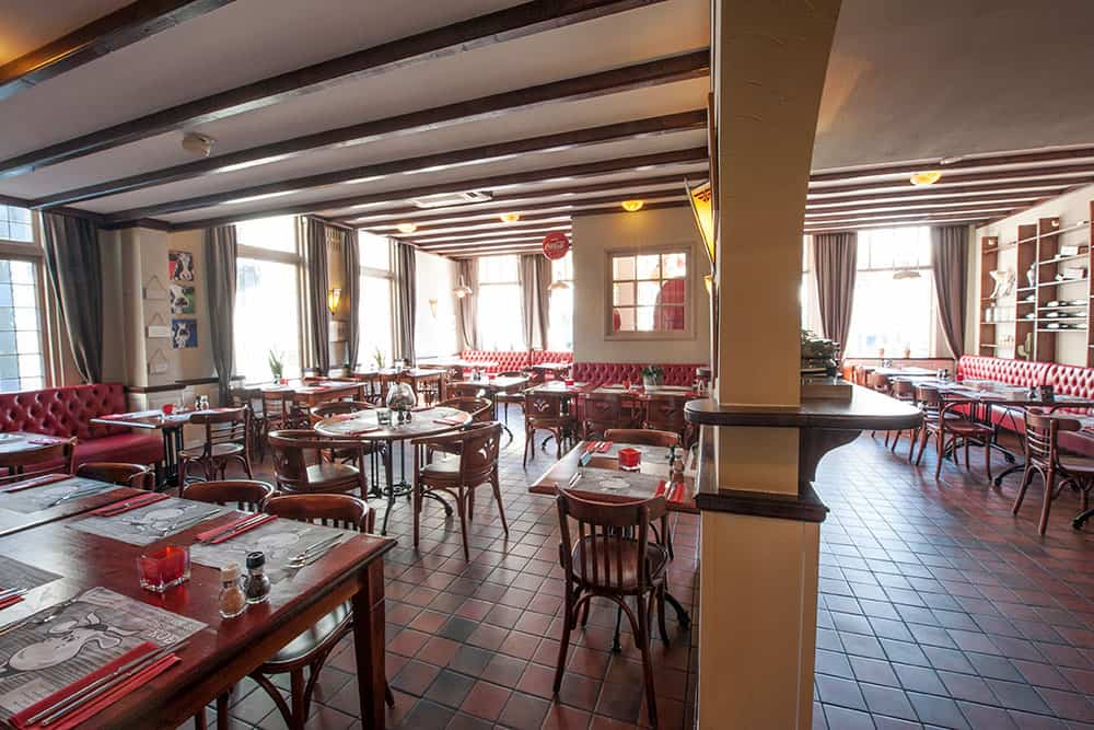 Steakhouse Restaurant De Lachende Koe Goes Beestenmarkt